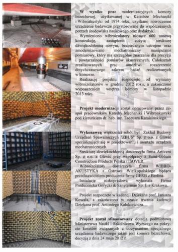 Podziękowanie Komora Bezechowa, strona 4