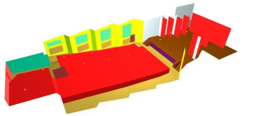 Model akustyki wnętrza