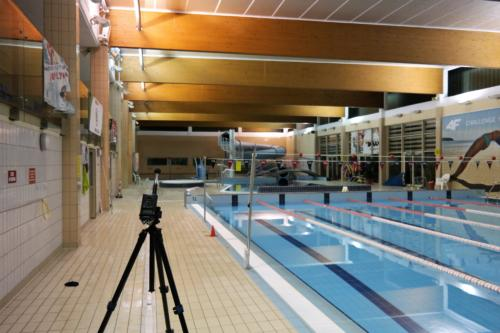 Pomiar akustyki hali basenowej
