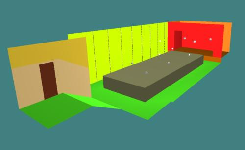 Komputerowy model akustyki wnętrza
